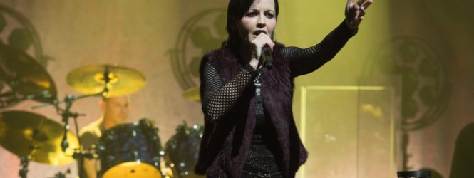 Falleció Dolores O'Riordan, vocalista de The Cranberries