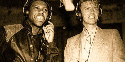 "Sale a la luz una demo de ""Let's Dance"" de David Bowie junto a Nile Rodgers"